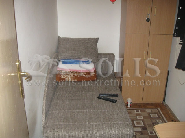 Novi Sad Novo naselje Two-room apartment (one bedroom)