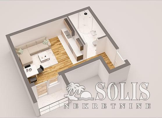 Novi Sad Somborski bulevar Efficiency apartment