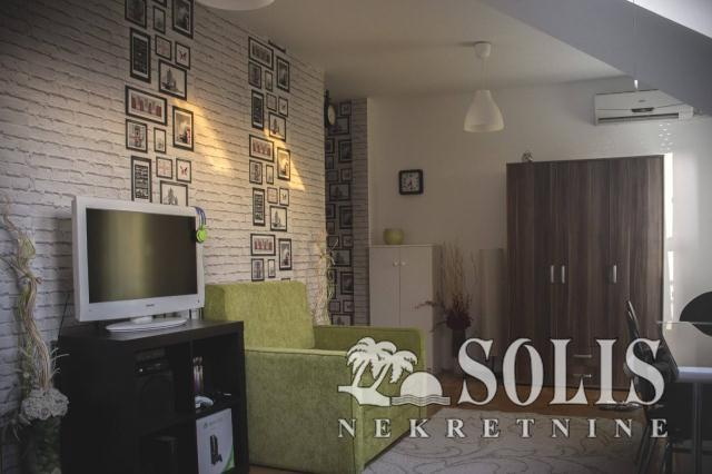 Novi Sad Salajka Efficiency apartment