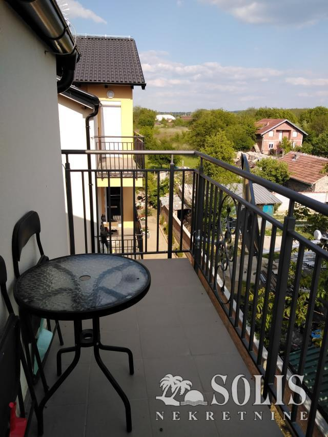 Novi Sad Adice One and a half-room apartment