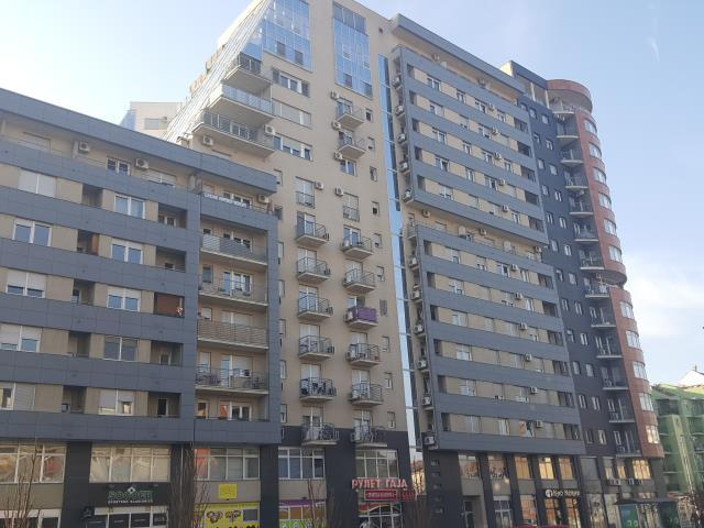 Apartment, Four- room apartment<br>121 m<sup>2</sup>, Novi bulevar